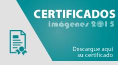Descargue su certificado de participación