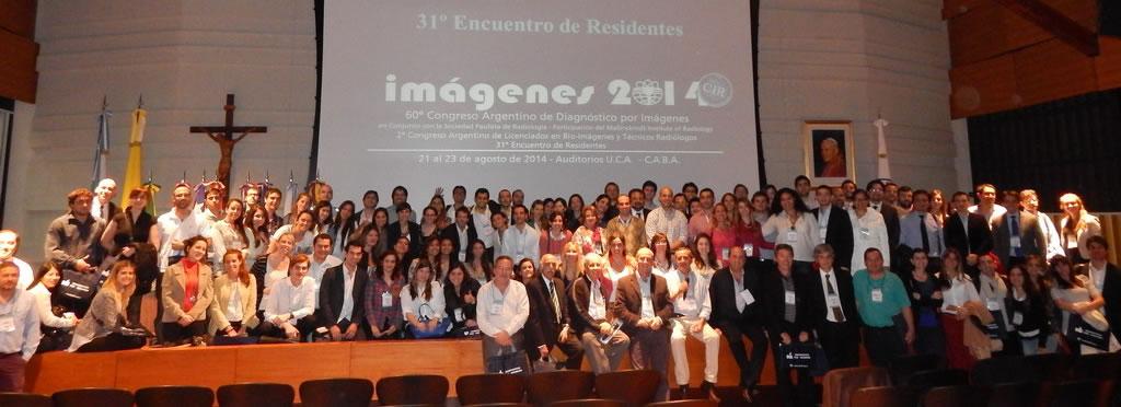 Encuentro de Residentes Imágenes 2014